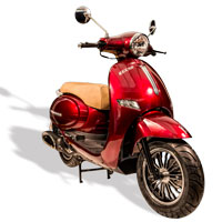 remplace le scooter SCOOTER 125 ECCHO EAGLE WING