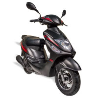 remplace le scooter SCOOTER 50 TNT ROMA 2 TPS 12 POUCES