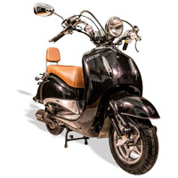 remplace le scooter SCOOTER 50 ECCHO CHOUPETTE II