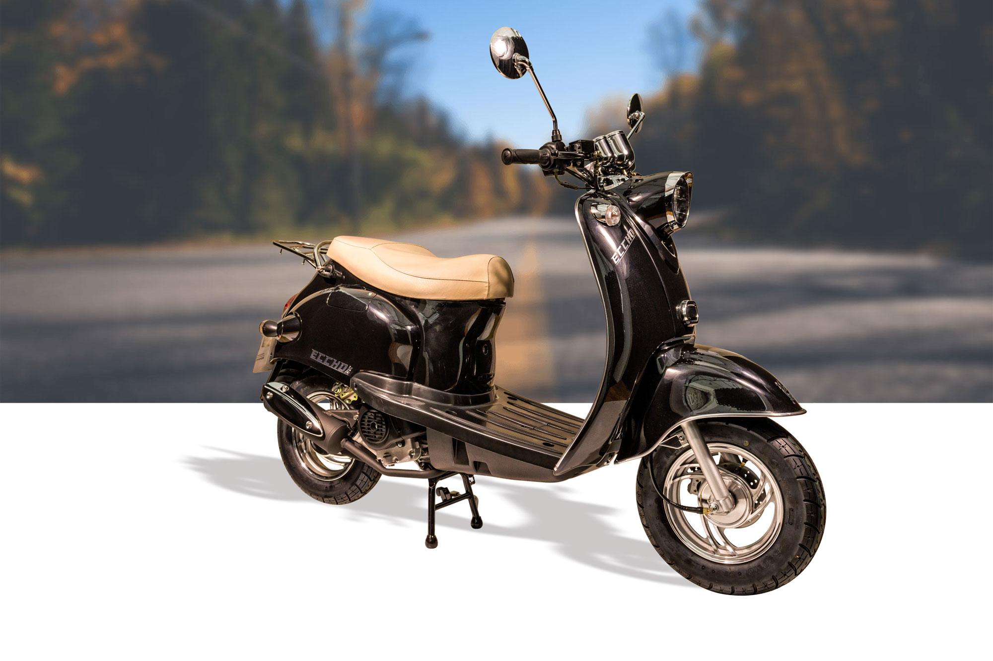 scooter ty50qt k retro scooters eccho cholet acheter. Black Bedroom Furniture Sets. Home Design Ideas